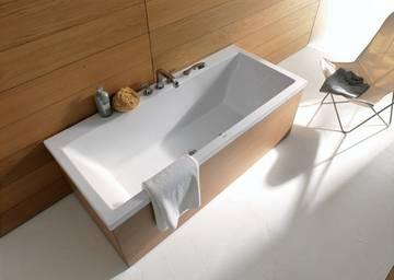 Vasche da bagno design bagnoidea - Vasche da bagno quadrate ...