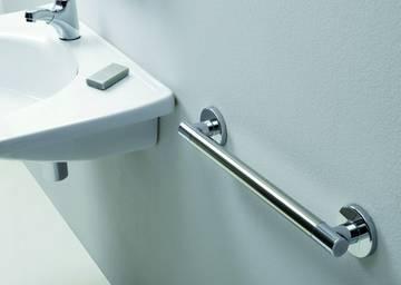Maniglioni bagno disabili accessori e ausili per anziani bagnoidea - Ristrutturazione bagno disabili agevolazioni ...