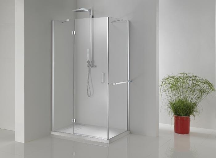 Megius presenta la cabina doccia stile libero il piacere di