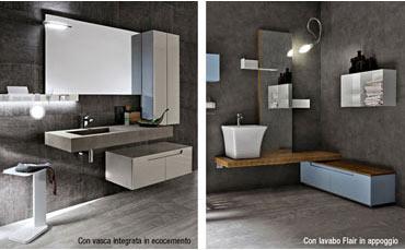 Per un bagno più luminoso scopri le numerose specchiere con