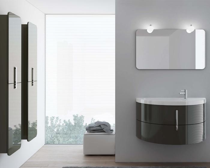 In anteprima esclusiva la nuova linea di mobili da bagno moon by