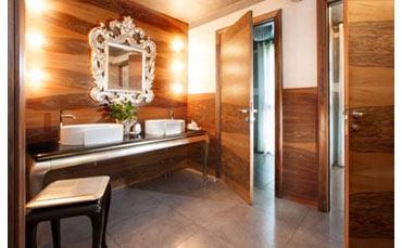 Nasce la linea Paris per la zona bagno di Mobili Baron | Bagnoidea