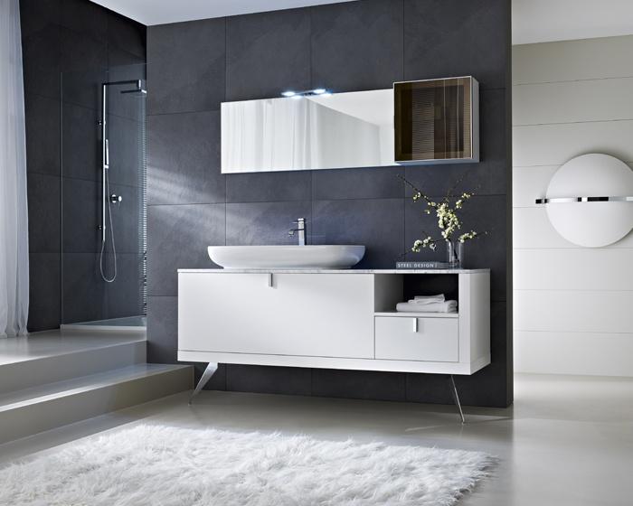Nuovi mobili City di IDEAGROUP, arredo bagno moderno e di design ...