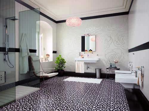 Pavimenti e rivestimenti da bagno Suite, nuova collezione di Fap ...