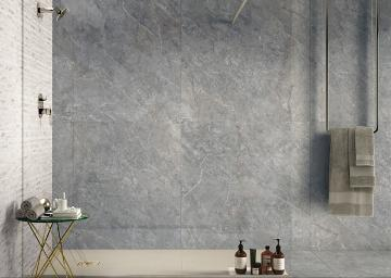 Pavimento e rivestimento effetto marmo Purity of Marble - Imperial Grey