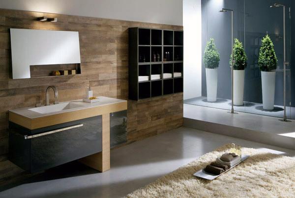Mobile Da Bagno Glamour : Pedini arreda il bagno con le quattro collezioni del sistema