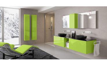 Mobile Da Bagno Glamour : Progettobagno propone il mobile da bagno lounge nella tonalità