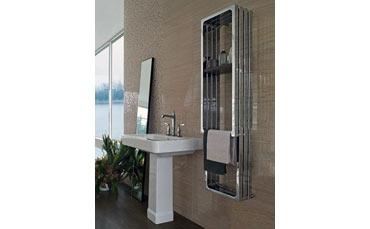 Il radiatore per il bagno montecarlo di tubes oggi - Stufetta elettrica per bagno ...