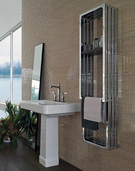 Il radiatore per il bagno Montecarlo di Tubes è oggi disponibile ...