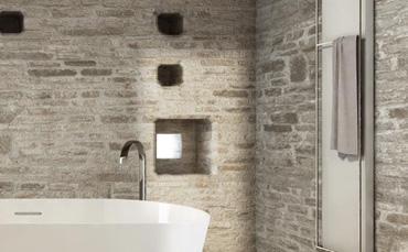 Bagnoidea prodotti e tendenze per arredare il bagno - Caloriferi per bagno ...