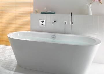 Bocca di erogazione a getto per vasca da bagno mem - Rubinetto vasca da bagno prezzi ...