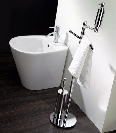 La rubinetterie fratelli frattini amplia la sua offerta presenta gli accessori per il bagno - Accessori per il bagno ...