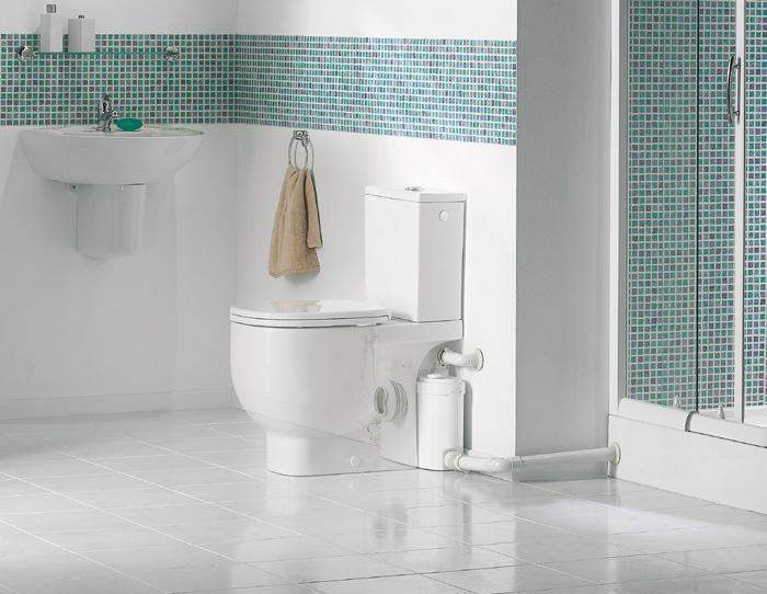 Sanislim di Sanitrit, il trituratore per wc con solo 13 centimetri ...