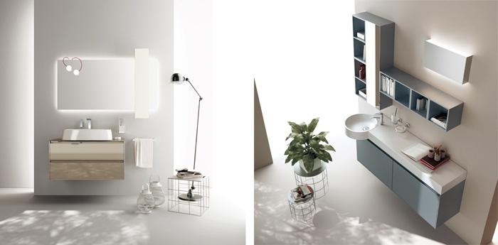 Scavolini Mobili Da Bagno.Scavolini Bathrooms Propone La Collezione Di Mobili Da Bagno Rivo