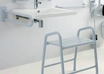 Accessori bagno disabili seggiolini e sgabelli doccia - Accessori bagno disabili ...
