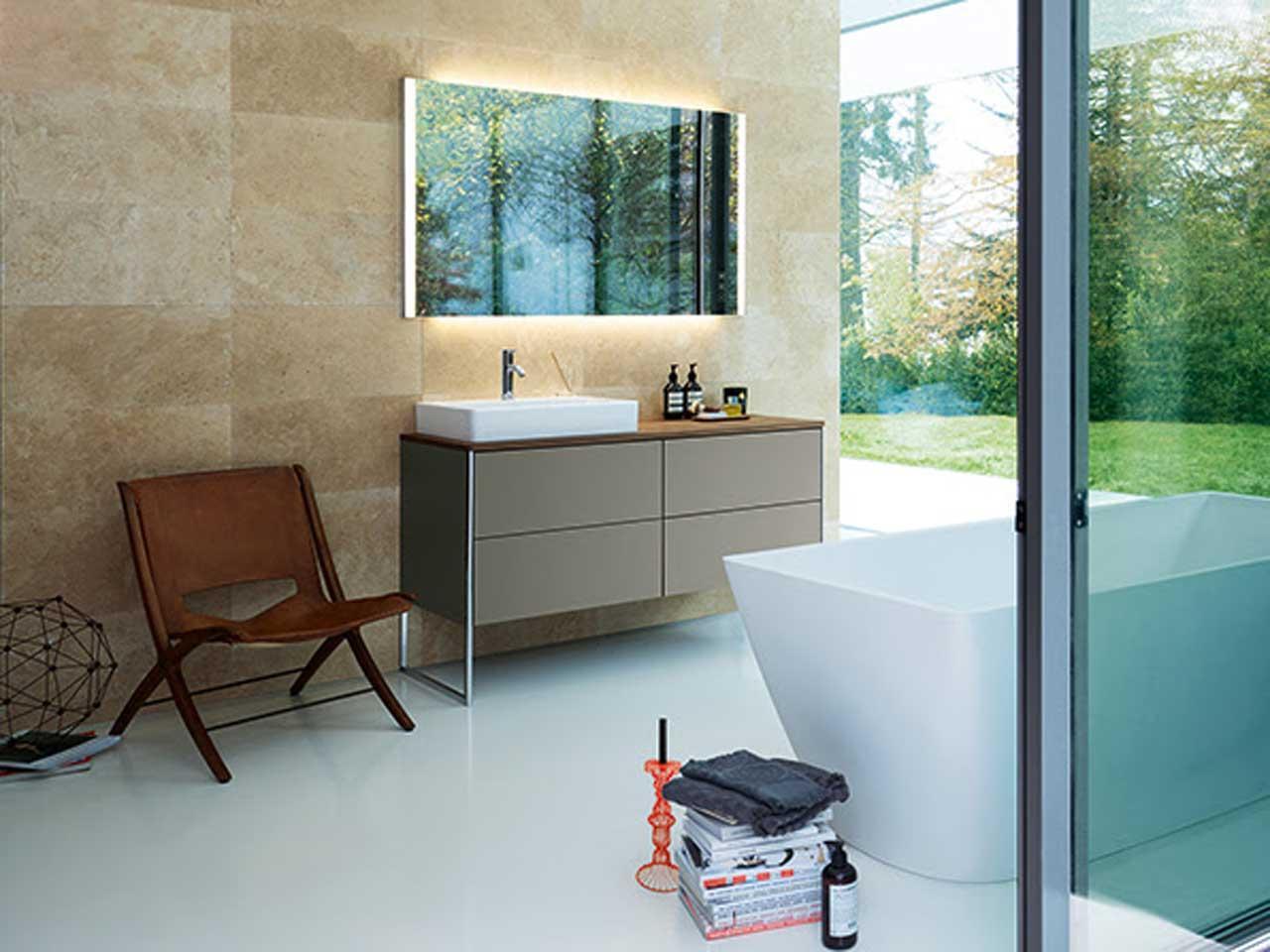 Il nuovo concetto di bagno secondo duravit bagnoidea