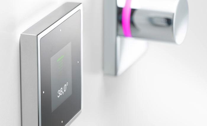 Smart Water di Dornbracht: tecnologia intelligente per bagno e ...