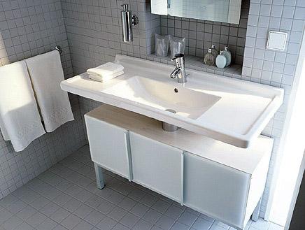 Vasca Da Bagno Grande Dimensioni : Starck di duravit linea da bagno completa per progetti di