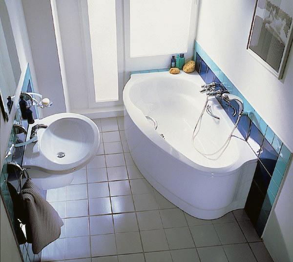 Studio di Kaldewei, la vasca da bagno che offre nuove soluzioni di ...
