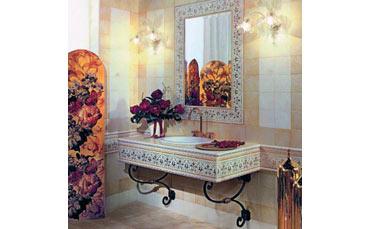 The gold collection la nuova linea di piastrelle di decoratori