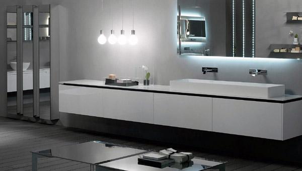 Mobili Componibili Bagno : Timeless raffinato mobile da bagno componibile firmato rifralab e