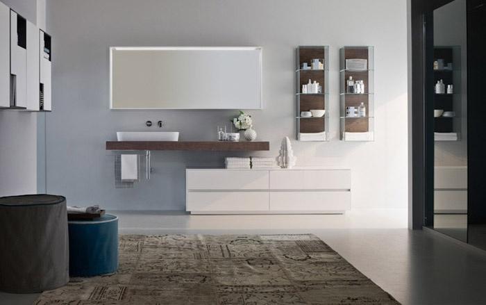 I top dei mobili da bagno Nyù by IDEAGROUP: un lavoro artigianale ...
