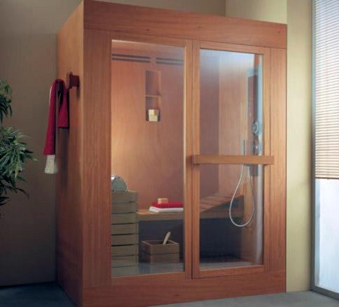 Tris di Ideal Standard: sauna, bagno turco e doccia | Bagnoidea