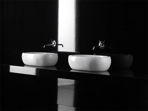 Vasca Da Bagno Pozzi Ginori : Un nuovo lavabo per la linea egg di pozzi ginori bagnoidea