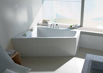 Vasche da bagno design bagnoidea - Dimensioni vasca da bagno angolare ...