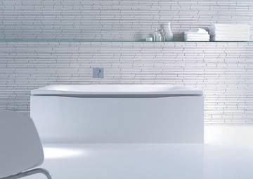 Vasca da bagno angolare paiova duravit - Vasca da bagno duravit ...