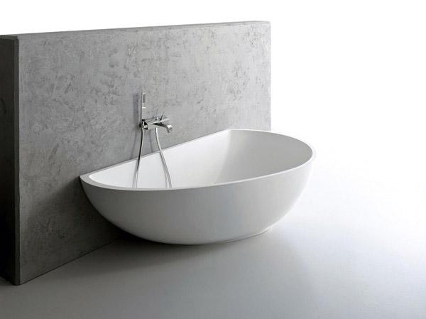 La vasca da bagno vanity di mastella design è la soluzione ideale