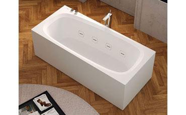 Vasca Da Bagno Incasso Teuco : Vasca armonya teuco hydrosonic gl hydrosilence cm ebay