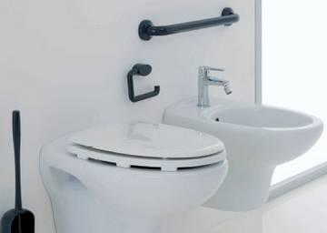 Modulo sanitario wc con doccetta uso bidet | Ponte Giulio S.p.A.
