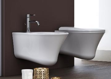 Mielepiù ideal standard dolomite sanitari sospesi vaso wc