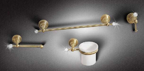 Accessori Bagno Ibisco Crystal Rubinetteria Giulini