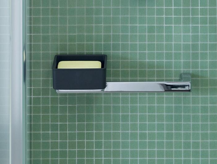 Accessori per zona doccia open space duravit - Accessori bagno open ...