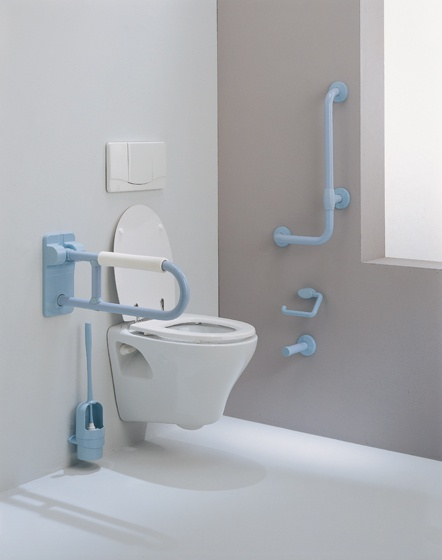 Ambiente WC per disabili Ponte Giulio | Ponte Giulio S.p.A.