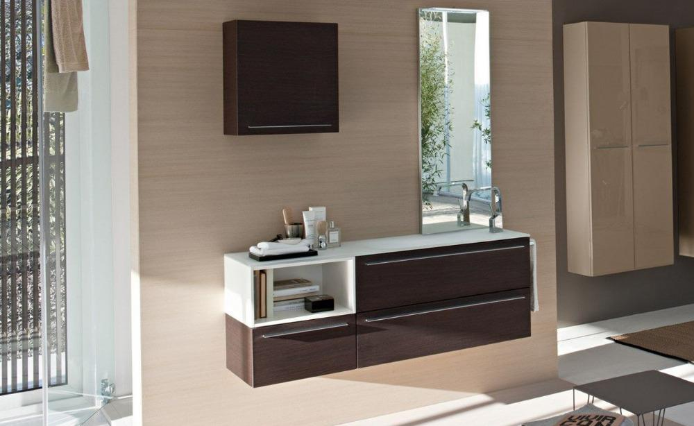 My Fly Mobili Bagno.Arredobagno My Fly Evo Rovere Noce Wenge Ideagroup
