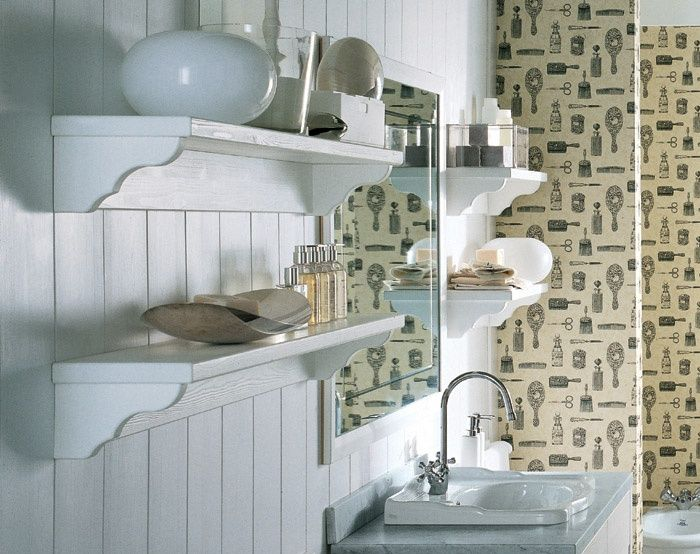 Boiserie Bagno Ceramica : Boiserie da bagno nuovo mondo scandola