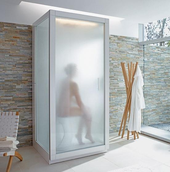Cabina doccia bagno turco st trop duravit - Bagno turco roma ...