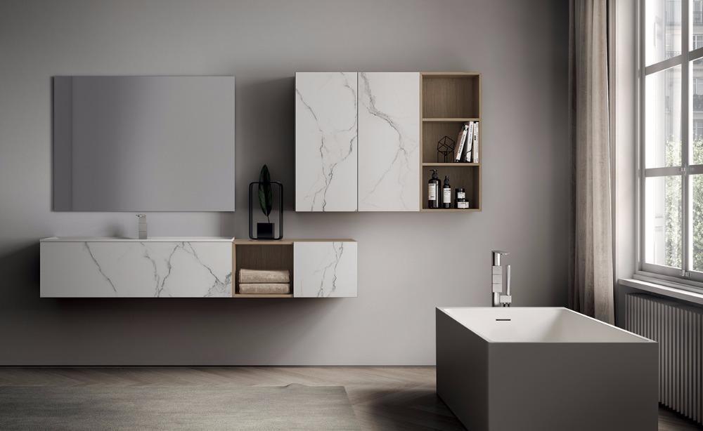 Dogma: la nuova linea di mobili da bagno firmata Aqua by IDEAGROUP ...