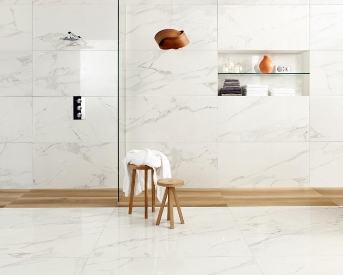 Gres porcellanato effetto marmo anima ceramiche caesar
