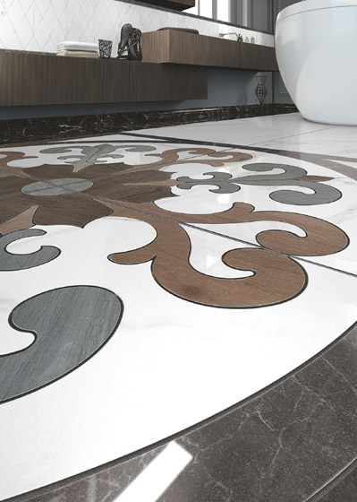Gres porcellanato effetto marmo marmoker 2 casalgrande - Casalgrande padana gres porcellanato ...