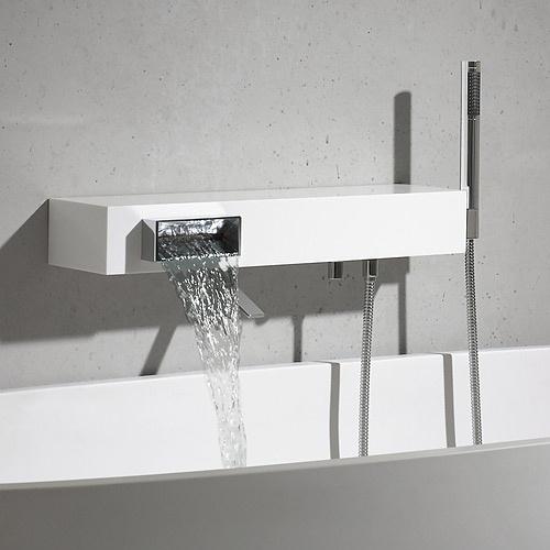 Gruppo esterno per vasca da bagno KATA Elemental Spa | Dornbracht