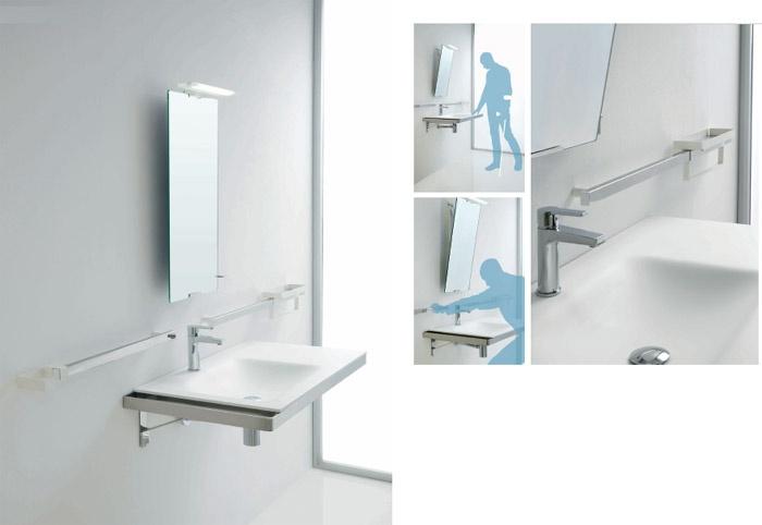 Accessori bagno per disabili maniglioni per disabili e per