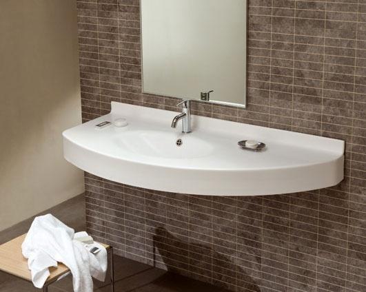 Vasca Da Bagno Con Lavabo : Boston bagno completo con vasca da bagno a l mobiletto con lavabo