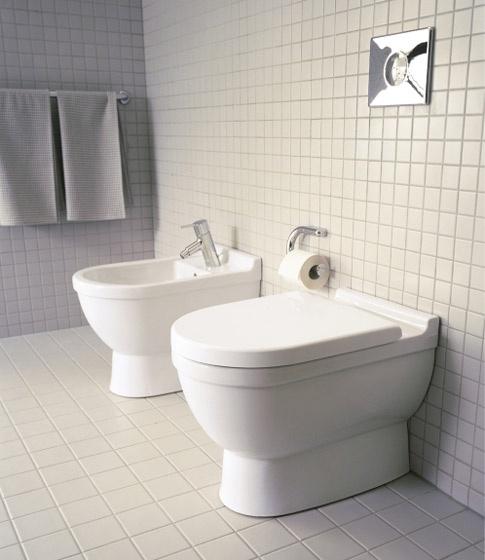 Linea sanitari da bagno starck 3 duravit - Sanitari da bagno ...