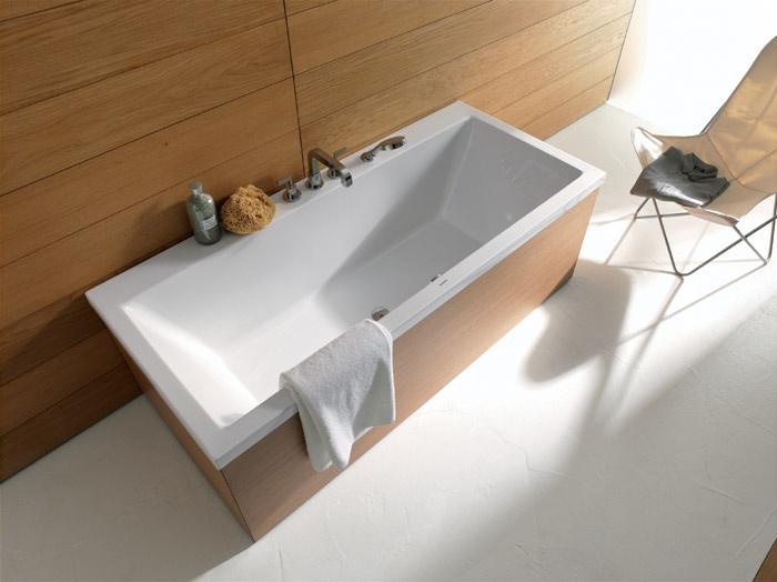 Vasca Da Bagno Duravit : Linea vasche da bagno vero duravit