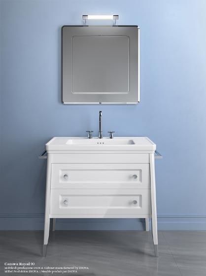 Mobile da bagno con lavabo Canova Royal | Catalano