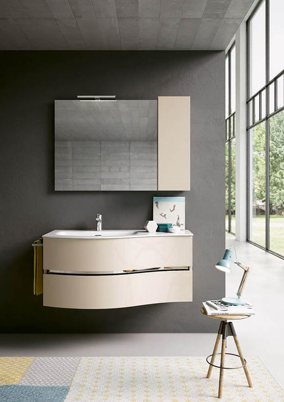 Mobile da bagno Moon 02 - Everyday